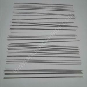 1mm extruded carbide rod