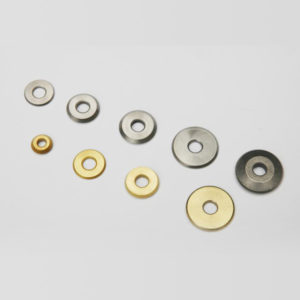 Carbide glass blades