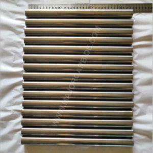 hard metal carbide rods polished
