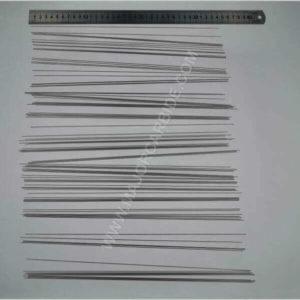 1mm carbide rod