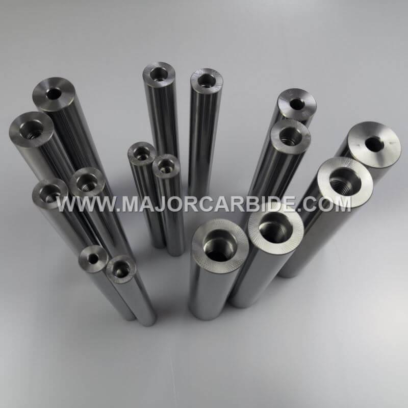 carbide arbor for modular tools