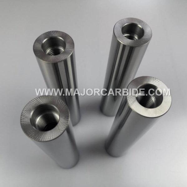 modular carbide shank